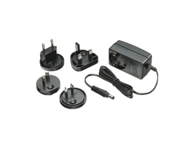 Lindy Multi Country Switching AC Adapter - 9V DC. 2A. 5.5mm Outer / 2.1mm Inner DC Jack. Level VI