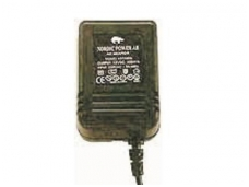 Maitinimo blokas 2,1mm 230Vac/12 Vdc; 0,6A; 7,2W