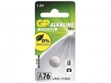 Maitinimo elementas LR44 (GPA76) 1.5V