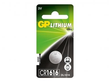 Maitinimo elementas CR1616 42 mAh
