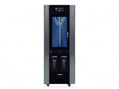 MASS PORTAL 3D spausdintuvas D400 su medžiagų džiovintuvu