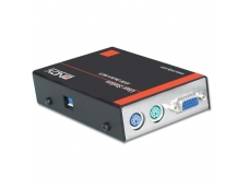 LINDY MC5/MC5-IP/SC5 User Station Junior - PS/2 & VGA (Up to 200m)