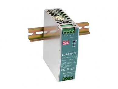 Mean Well EDR-120-24 24V 120W