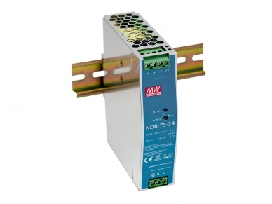 Mean Well NDR-75-24 75W 24V