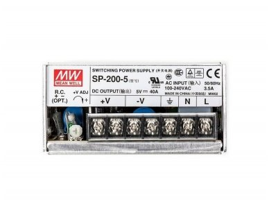 Mean Well SP-200-5 5V 200W 3