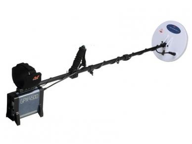 Metalo detektorius Minelab GPX 4500 Universal 3