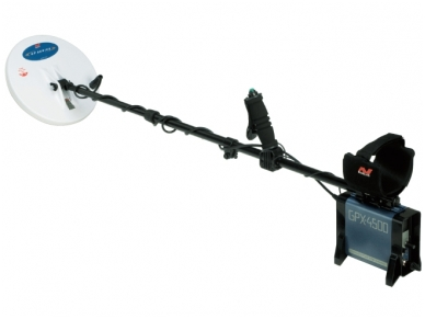 Metalo detektorius Minelab GPX 4500 Universal 2
