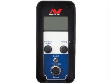 "Metalo detektorius Minelab GPX 5000, 11""DD + 15""x12"" Mono 3"