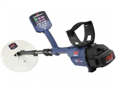 Metalo detektorius Minelab GPZ 7000 Universal 2