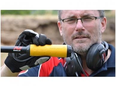Metalo detektorius Minelab Pro Find 35 4