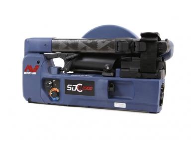 Metalo detektorius Minelab SDC 2300 5