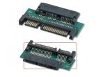 Micro SATA - SATA perėjimas 3..3V/5V