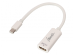 Mini-DisplayPort 1.2 M į HDMI F perėjimas, 4K 2160p passive