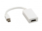 Mini-DisplayPort M į HDMI F perėjimas, Lindy