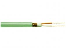 Mikrofoninis laidas2x0.25mm2 (pilkas)