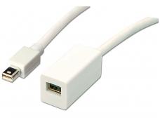 Mini-DisplayPort ilgiklis 1.5m 2560x1600 DP1.2