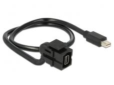 Mini DP F - Mini DP M perėjimas Keystone, 110L 0.5m