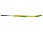 Montažinis laidas 1.306 mm2(geltonas-žalias)