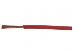 Montažinis laidas 4 mm2(raudonas)