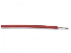 Montažinis laidas 0.823 mm2(raudonas)