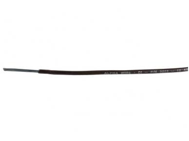 Montažinis laidas 0.823 mm2(rudas)