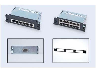 MRJ21 ekranuota kasetė (1x6) 1000Base-T 2