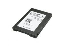 Lindy mSATA and M.2 SSD to 2.5 inch SATA Drive Enclosure. Black