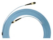 MTP(24F)/MTP(24F) OM3, LSZH kabelis 15m.