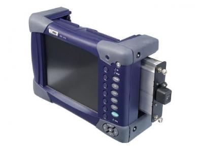 MTS-6000 su prisilietimui jautriu ekranu ir mikroskopu