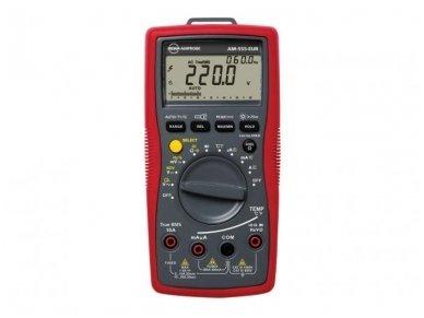 Multimetras AM-555, Amprobe