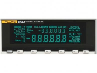 Multimetras FLUKE 8808A 3