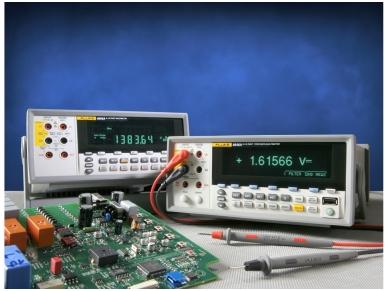 Multimetras FLUKE 8808A 10