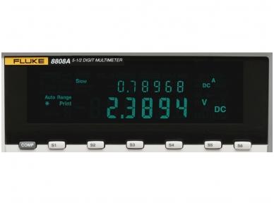 Multimetras FLUKE 8808A 4