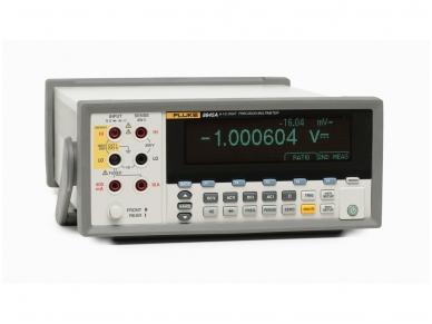 Multimetras FLUKE 8845A 3