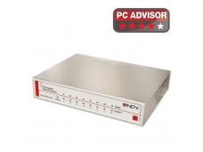 Lindy Network Switch - Gigabit. Desktop. 8 Port. 10/100/1000