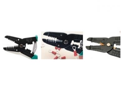 Nužievinimo įrankis 8PK-3163 AWG 22-30 (0.25-0.65mm2) 2