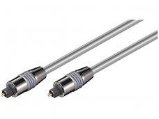 Optinis audio kabelis Toslink 0.5m