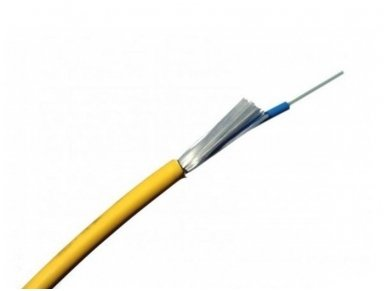 Optinis kabelis 24x50/125 vidinis/išorinis