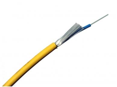 Optinis kabelis 4x9/125 vidinis/išorinis