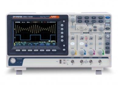 Osciloskopas GDS-1104B 4