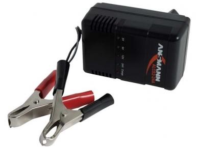 Pakroviklis švino baterijoms 230Vac/2-24V; 2.4-24Ah 2