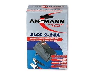 Pakroviklis švino baterijoms 230Vac/2-24V; 2.4-24Ah 3