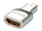 Perėjimas HDMI F - Micro Hdmi M, CROMO