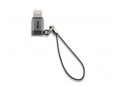 Perėjimas USB micro B į Apple Lightning