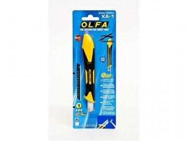 Peilis OLFA XA-1 9mm 2