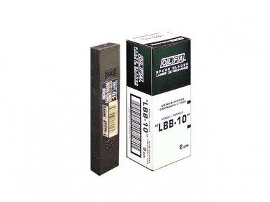 Peiliukų komplektas 18mm 10vnt LBB-10 5