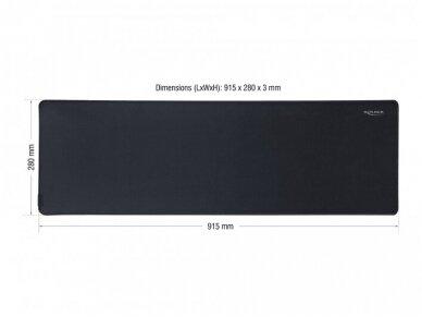 Pelės kilimėlis Gaming, 915x280x3mm 3
