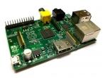 Raspberry Pi Type B 512MB Plokštė 32bit