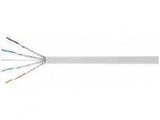 Plokščias kabelis cat7 UFTP, 4x2xAWG27/7 100m
