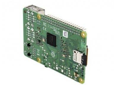 Raspberry Pi3 Model B+ 64-bit, 1.4GHz, 1GB, WiFi 4